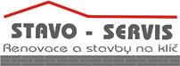 Stavby na klíč arekonstrukce – STAVO-SERVIS – Stavební firma Liberec Logo