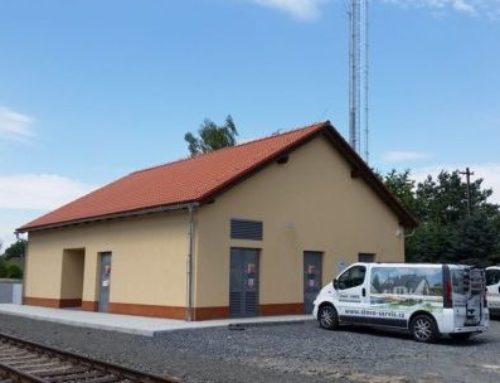 Tech. budova nádraží Frýdlant